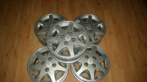MK4 ESCORT RS SERIES 2  DASHBOARD/ XR 4X4i ALLOYS For Sale (picture 2 of 2)
