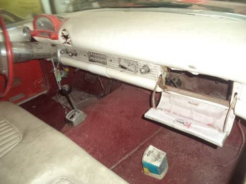 1955 Ford Thunderbird For Sale (picture 5 of 6)