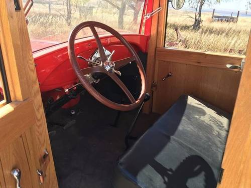 1928 Ford Model A Woody Huckster For Sale (picture 4 of 6)