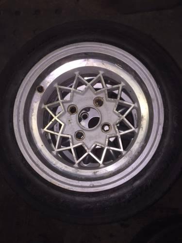 1978 RS Alloy Wheels Minilites FORD Mk2 Escort Capri For Sale (picture 2 of 6)