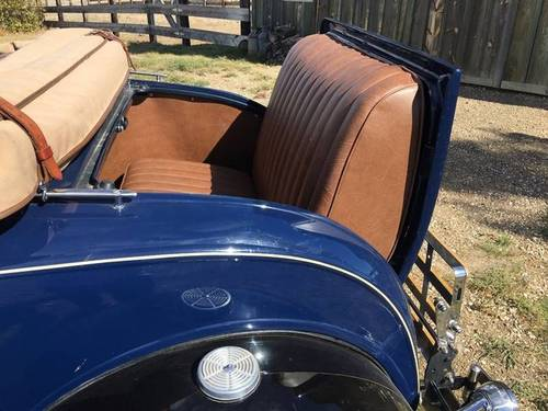 1930 Ford Model A Deluxe Roadster  For Sale (picture 5 of 6)