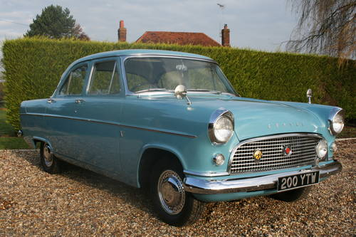 1961 Ford Consul & other classic cars required Wanted (picture 1 of 6)