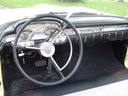 1959 Edsel Corsair Convertible For Sale (picture 4 of 6)