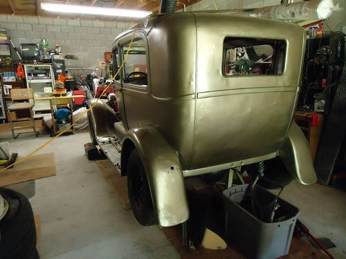 1929 Ford Model A 2DR Sedan For Sale (picture 3 of 6)