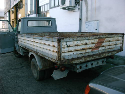 1967 Ford Transit MK1 Flatbed/pickup with twin Rear wheels. For Sale (picture 2 of 6)