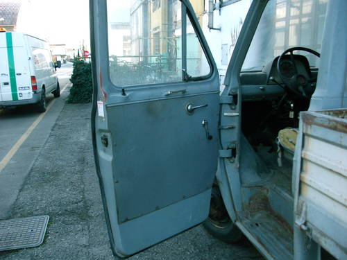 1967 Ford Transit MK1 Flatbed/pickup with twin Rear wheels. For Sale (picture 5 of 6)