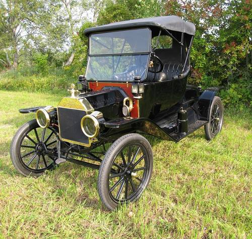 1914  Ford Model T Roadster For Sale (picture 2 of 6)