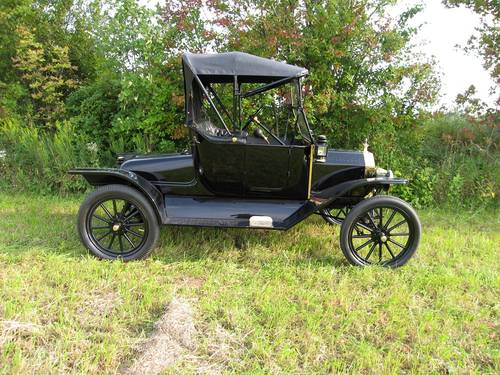 1914  Ford Model T Roadster For Sale (picture 5 of 6)