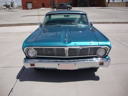 1965 Ford Falcon Futura 289 V8 Manual For Sale (picture 2 of 6)