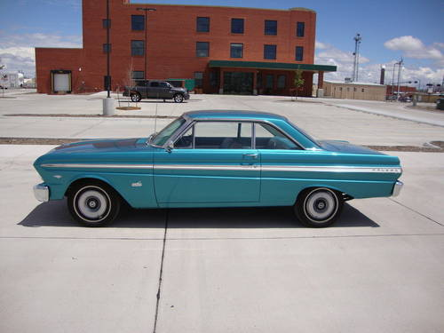 1965 Ford Falcon Futura 289 V8 Manual For Sale (picture 3 of 6)