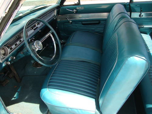 1965 Ford Falcon Futura 289 V8 Manual For Sale (picture 4 of 6)