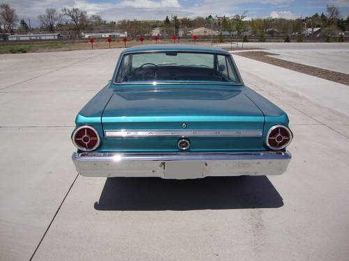 1965 Ford Falcon Futura 289 V8 Manual For Sale (picture 5 of 6)