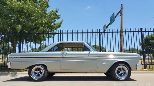 1965 Ford Falcon Sprint 289 V8 For Sale (picture 1 of 6)