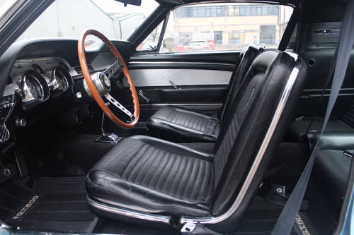 1967 Ford Shelby Mustang GT 500 Fastback (LHD) For Sale (picture 5 of 6)