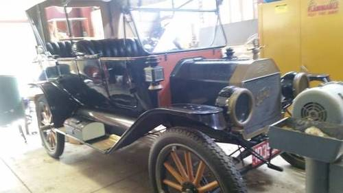 1914 Ford Model T Touring Car For Sale (picture 3 of 5)