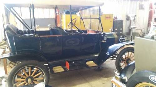 1914 Ford Model T Touring Car For Sale (picture 4 of 5)