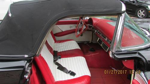 1957 Ford Thunderbird Convertible For Sale (picture 5 of 6)