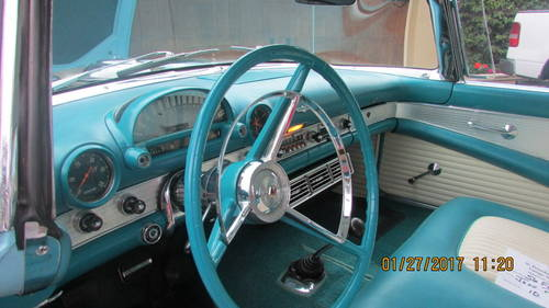 1956 Ford Thunderbird Convertible For Sale (picture 4 of 6)