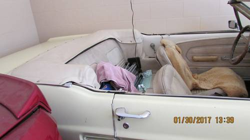 1967 Ford Mustang Convertible For Sale (picture 6 of 6)