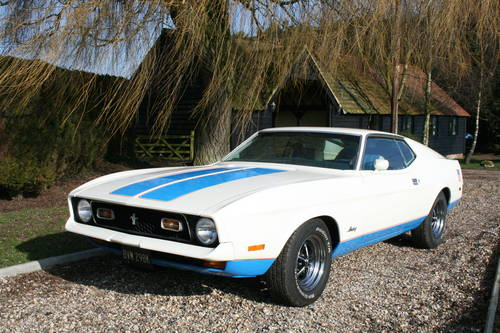 1972 Mustang Now Sold. More Classic Mustangs Wanted (picture 1 of 6)