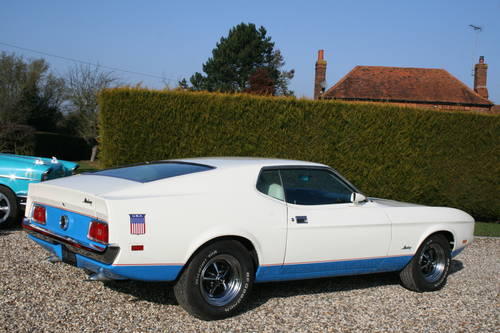 1972 Mustang Now Sold. More Classic Mustangs Wanted (picture 2 of 6)