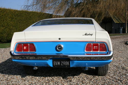 1972 Mustang Now Sold. More Classic Mustangs Wanted (picture 3 of 6)