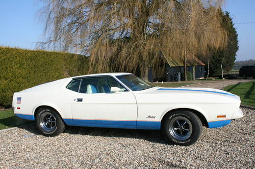 1972 Mustang Now Sold. More Classic Mustangs Wanted (picture 5 of 6)