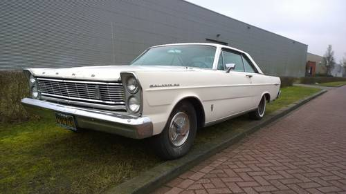 1965 FORD GALAXIE 500 XL HARTOP For Sale (picture 2 of 2)