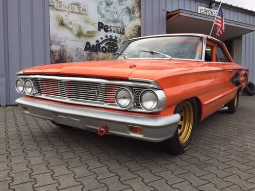 1964 GALAXIE 500 LIGHTWEIGHT RACE CAR  For Sale (picture 1 of 6)