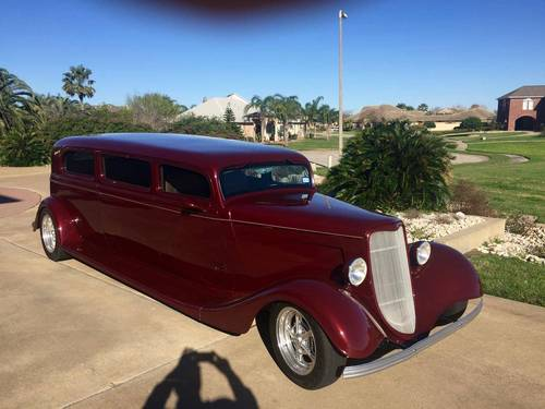 1934 Ford Limousine For Sale (picture 2 of 6)
