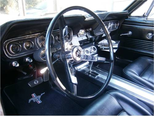 1966 Coupe, 289 V8, 3 speed Cruise omatic. C Code. For Sale (picture 2 of 6)