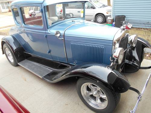 1930 Ford Model A Coupe * Restored For Sale (picture 1 of 6)