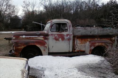 1951 Ford F1 Pickup For Sale (picture 1 of 1)