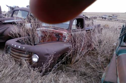 1950 Ford F1 Pickup For Sale (picture 1 of 2)