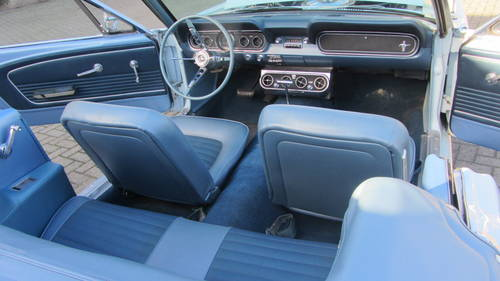 Ford Mustang Conv V 8 1966 For Sale (picture 5 of 6)