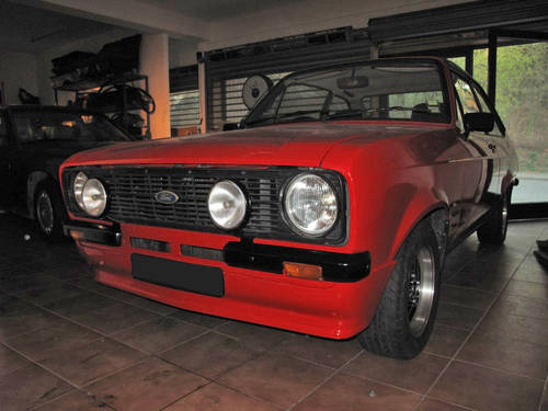 1976 Ford Escort Mk2 1600 Sport RHD For Sale (picture 1 of 6)