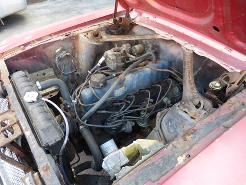 1968 Ford Mustang Coupe for Restoration - For Sale (picture 6 of 6)