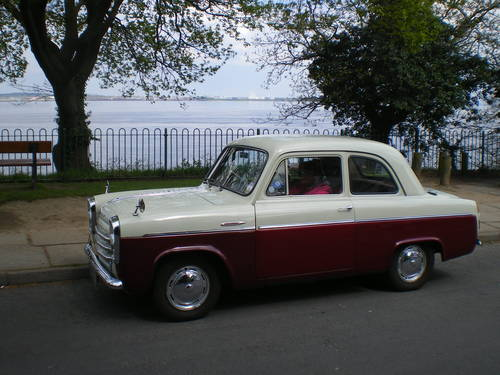 Ford 100E Anglia 1956. Full history. Original. For Sale (picture 1 of 4)