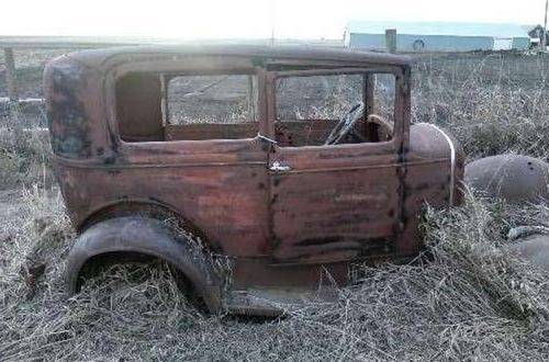 1936 Ford 2DR Sedan * Project For Sale (picture 2 of 2)