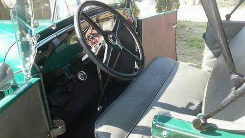 1929 Ford Model A Deluxe Roadster For Sale (picture 4 of 6)