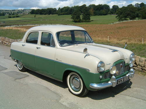 Ford Zodiac For Hire - A True British Classic For Hire (picture 1 of 6)