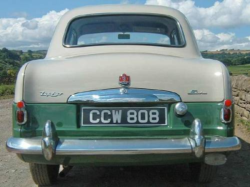Ford Zodiac For Hire - A True British Classic For Hire (picture 3 of 6)