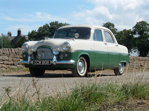 Ford Zodiac For Hire - A True British Classic For Hire (picture 4 of 6)