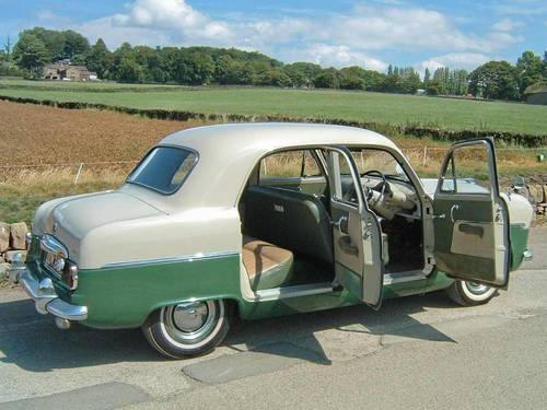 Ford Zodiac For Hire - A True British Classic For Hire (picture 6 of 6)