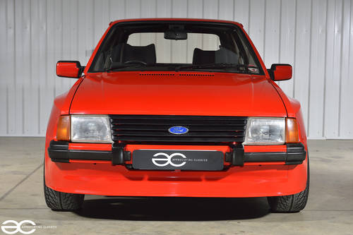 1986 Stunning & Extremely Rare Ford Escort Gartrac G6 - 37K Miles SOLD (picture 1 of 6)