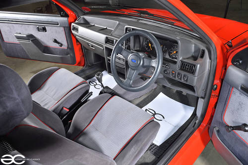 1986 Stunning & Extremely Rare Ford Escort Gartrac G6 - 37K Miles SOLD (picture 4 of 6)