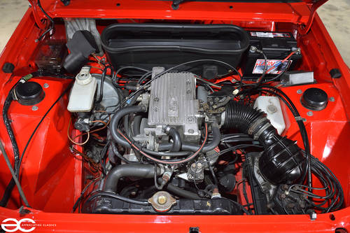 1986 Stunning & Extremely Rare Ford Escort Gartrac G6 - 37K Miles SOLD (picture 6 of 6)