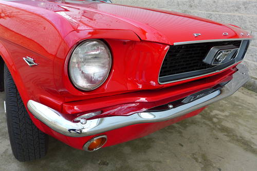 FORD MUSTANG V8 COUPE 1966 For Sale (picture 4 of 6)
