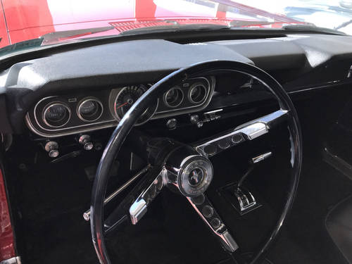 FORD MUSTANG V8 COUPE 1966 For Sale (picture 5 of 6)