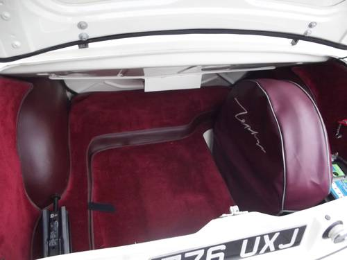 1953 FORD ZEPHYR SIX MK1 Convertible with power hood SOLD (picture 6 of 6)